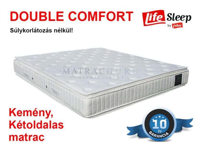 Life Sleep Double Comfort zsákrugós matrac