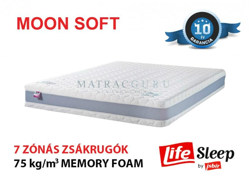 Life Sleep Moon Soft zsákrugós matrac
