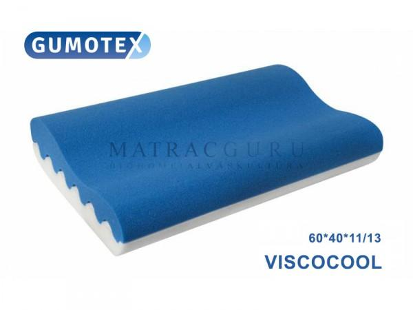 Gumotex BLUE Viscool Memory párna