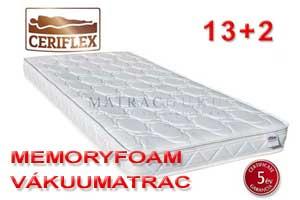 Ceriflex Classic Memory 13+2 matrac
