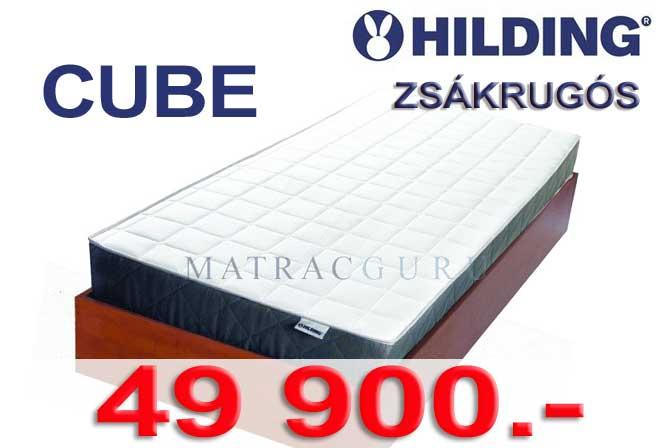 HIlding Cube matrac akció