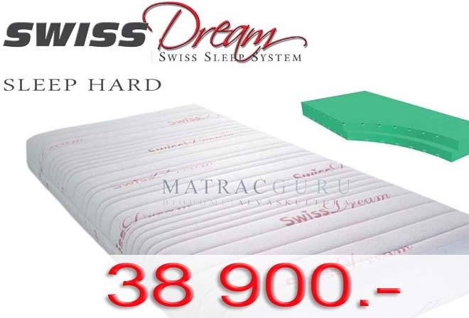 Swiss Dream Sleep Hard olcsó, kemény hideghab matrac akció
