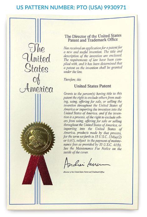 Amerikai szabadalom