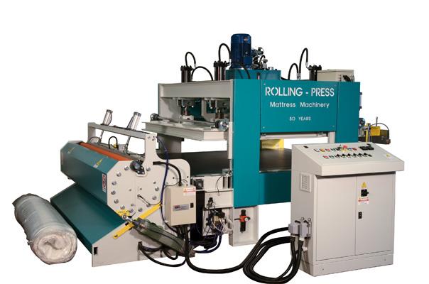 matracok vákuum matracok gyártó gép