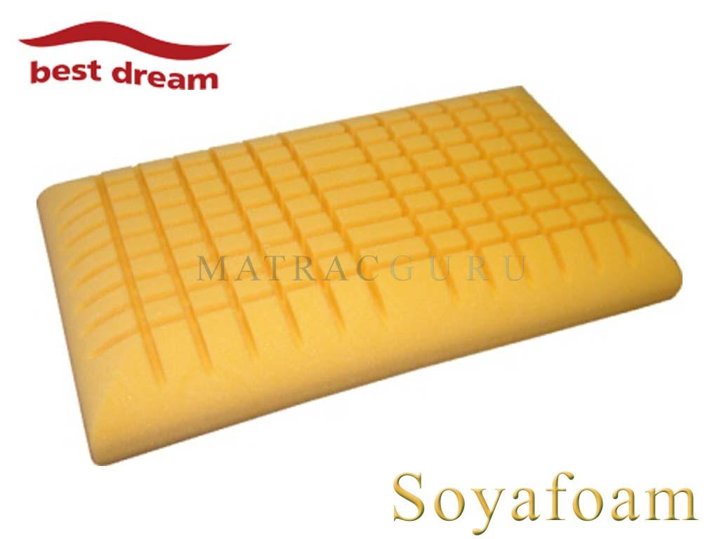 MatracGuru - Best Dream Soya Memory emlékezőhab párna 8876083863