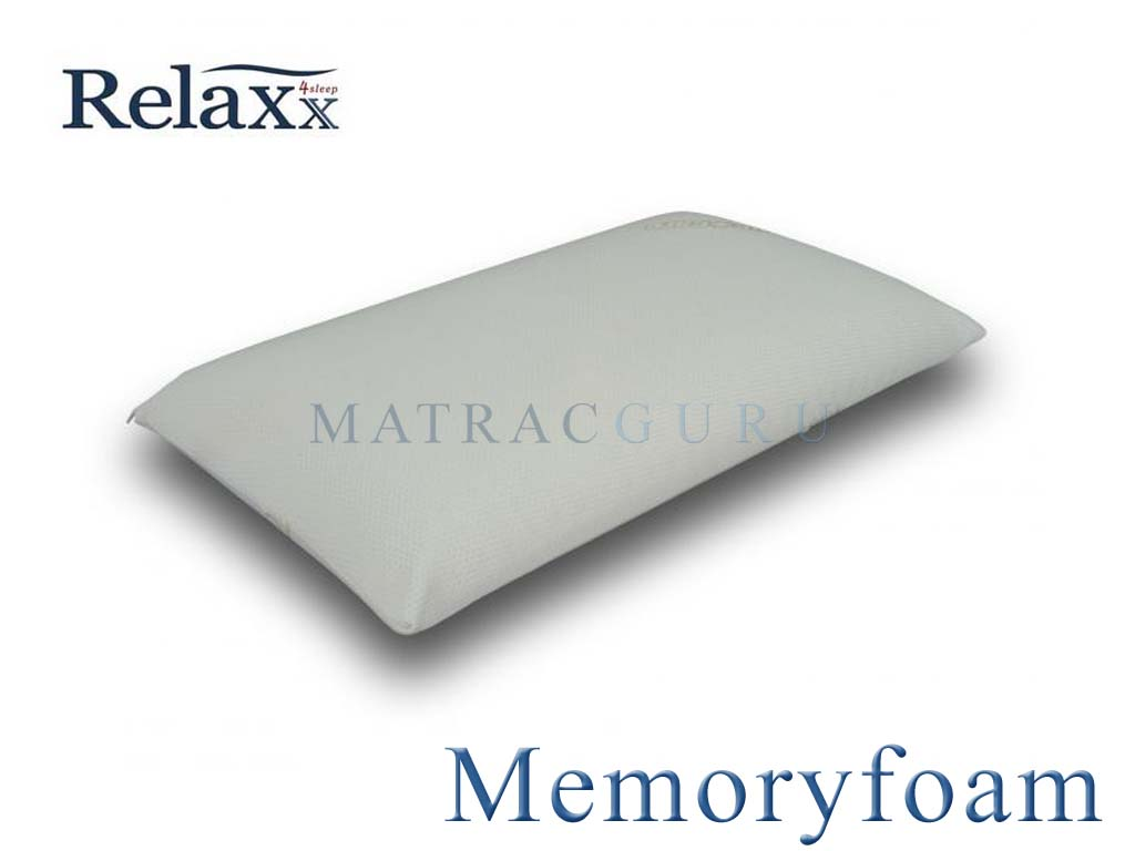 MatracGuru - Memory Classic klasszikus formájú memoryfoam nagypárna bb888887a4
