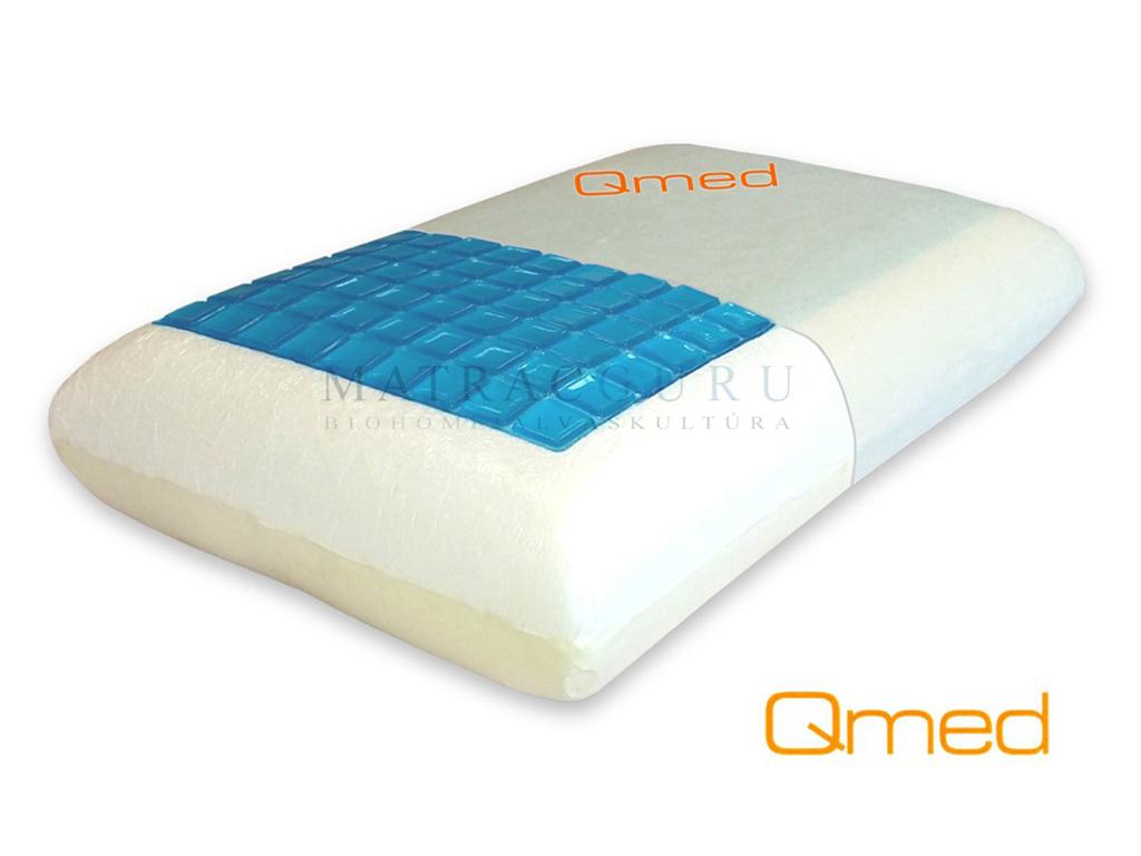 MatracGuru - Qmed Comfort Gél memory gél párna 2f5d9e1f07
